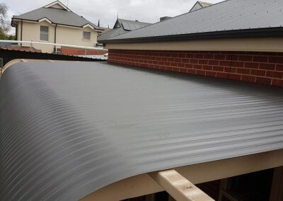 Bullnose Roofing